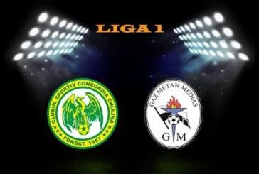 Ponturi Concordia Chiajna vs Gaz Metan Medias fotbal 26 aprilie 2019 Liga I Betano Romania