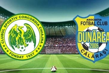 Ponturi Concordia Chiajna vs Dunarea Calarasi fotbal 12 aprilie 2019 Liga I Betano Romania