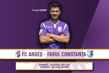 Ponturi FC Arges-Farul Constanta fotbal 28-aprilie-2019 Liga 2
