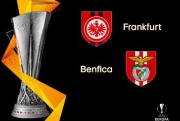 Ponturi Eintracht Frankfurt vs Benfica fotbal 18 aprilie 2019 Europa League