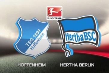 Ponturi Hoffenheim vs Hertha Berlin fotbal 14 aprilie 2019 Bundesliga Germania