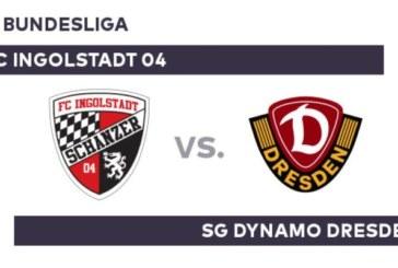 Ponturi Ingolstadt vs Dinamo Dresda fotbal 26 aprilie 2019 2.Bundesliga Germania