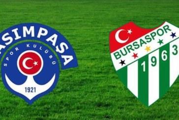 Ponturi Kasimpasa vs Bursaspor fotbal 19 aprilie 2019 Super Liga Turcia