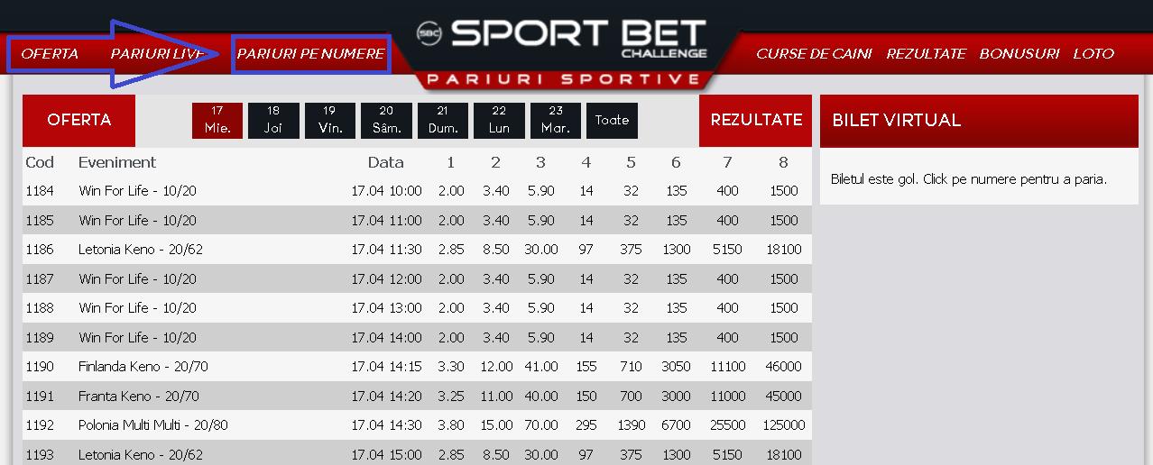 loterii sportbet