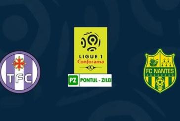 Ponturi Toulouse vs Nantes fotbal 7 aprilie 2019 Ligue I Franta