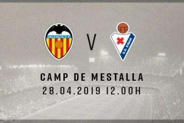 Ponturi Valencia-Eibar fotbal 28-aprilie-2019 La Liga