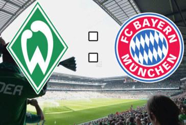 Ponturi Werder Bremen-Bayern fotbal 24-aprilie-2019 semifinale Cupa Germaniei