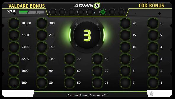 Armin 6 la Arminbet