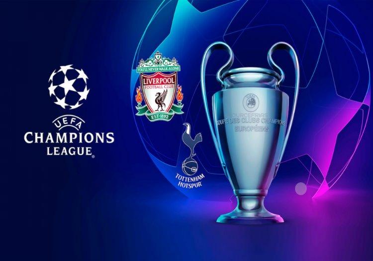 Finala UCL Tottenham vs Liverpool