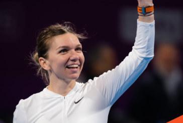 Simona Halep, campioana en-titre de la Roland Garros, favorita Betanola câștigarea unui nou titlu pe zgura pariziană