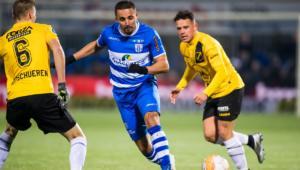 Ponturi Jong PSV - Breda fotbal 18-ianuarie-2021 Eerste Divisie