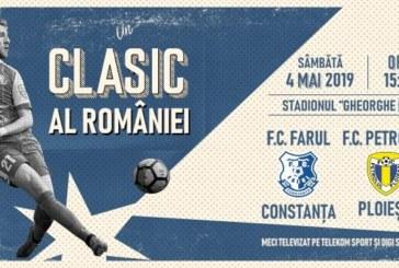 Ponturi Farul – Petrolul fotbal 4-mai-2019 Romania Liga 2