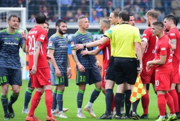 Ponturi Wehen-Ingolstadt fotbal 24-mai-2019 Bundesliga 2