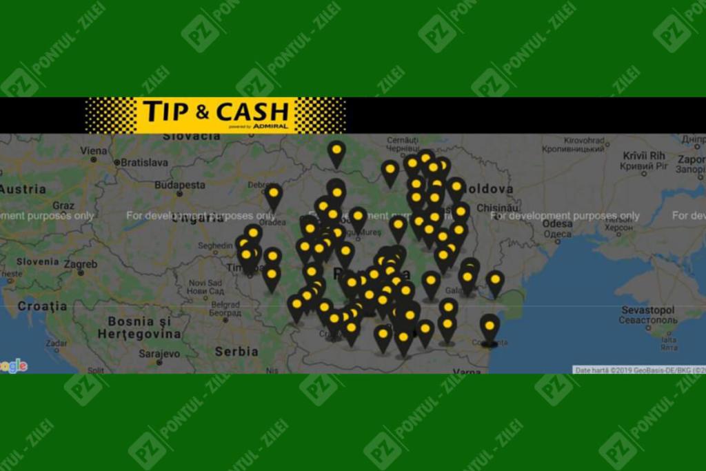 Sediile Tip & Cash