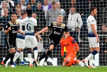 Ponturi Ajax-Tottenham fotbal 8-mai-2019 Champions League