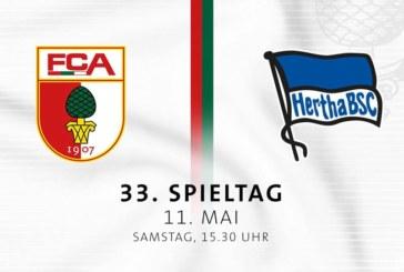 Ponturi Augsburg-Hertha fotbal 11-mai-2019 Bundesliga