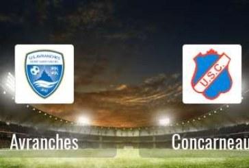 Ponturi Avranches-Concarneau fotbal 9-mai-2019 Franta National