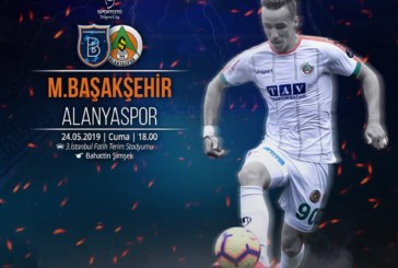 Ponturi Basaksehir-Alanyaspor fotbal 24-mai-2019 Super Lig