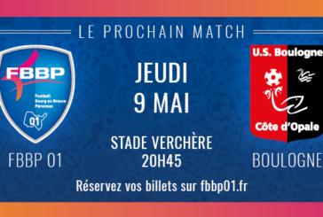 Ponturi Bourg Peronnas-Boulogne fotbal 9-mai-2019 Franta National