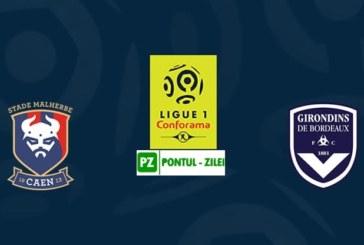 Ponturi Caen vs Bordeaux fotbal 24 mai 2019 Ligue I Franta