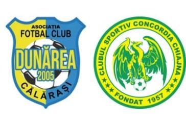 Ponturi Dunarea Calarasi vs Concordia Chiajna fotbal 22 mai 2019 Liga I Betano Romania