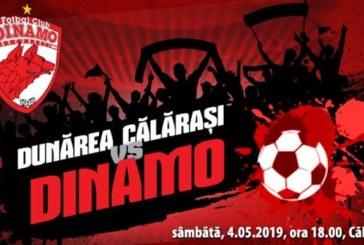 Ponturi Dunarea Calarasi vs Dinamo fotbal 4 mai 2019 Liga I Betano Romania