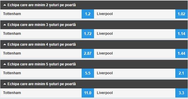 Betfair finala Liverpool Tottenham