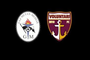 Ponturi Gaz Metan Medias vs FC Voluntari fotbal 23 mai 2019 Liga I Betano Romania