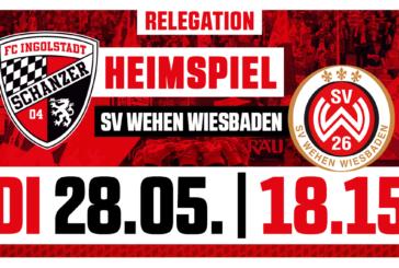 Ponturi Ingolstadt-Wehen fotbal 28-mai-2019 Bundesliga 2