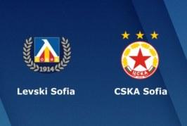 Ponturi Levski Sofia vs TSKA Sofia fotbal 21 mai 2019 Bulgaria