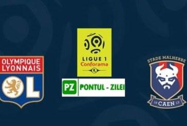 Ponturi Olympique Lyon vs Caen fotbal 18 mai 2019 Ligue I Franta