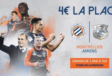 Ponturi Montpellier-Amiens fotbal 5-mai-2019 Ligue 1