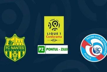 Ponturi Nantes vs Strasbourg fotbal 24 mai 2019 Ligue I Franta