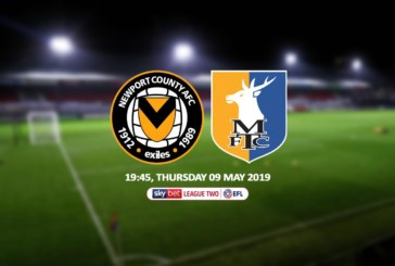 Ponturi Newport-Mansfield fotbal 9-mai-2019 League Two Play Offs