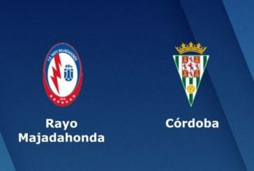 Ponturi Rayo Majadahonda vs Cordoba fotbal 25 mai 2019 Liga Adelante Spania