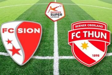 Ponturi Sion vs Thun fotbal 25 mai 2019 Super League Elvetia