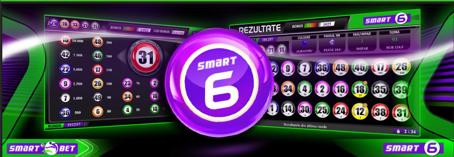 smart 6 la smart bet