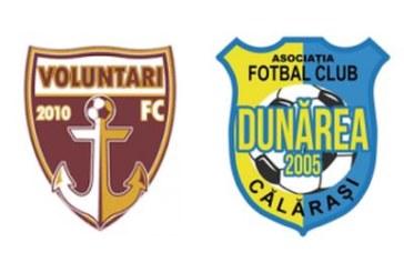 Ponturi FC Voluntari vs Dunarea Calarasi fotbal 19 mai 2019 Liga I Betano Romania
