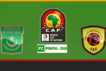 Ponturi Mauritania vs Angola fotbal 29 iunie 2019 Cupa Africii pe Natiuni