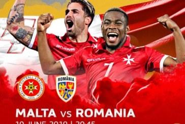 Ponturi Malta – Romania fotbal 10-iunie-2019 preliminarii Euro 2020
