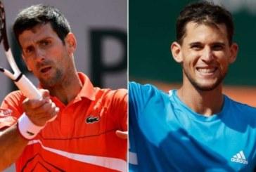 Ponturi Novak Djokovic – Dominic Thiem tenis 07-iunie-2019 ATP Roland Garros