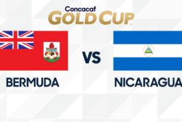 Ponturi Bermuda vs Nicaragua fotbal 25 iunie 2019 Gold Cup
