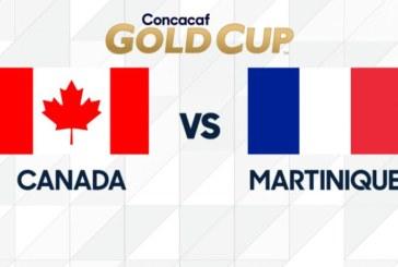 Ponturi Canada vs Martinica fotbal 16 iunie 2019 Gold Cup 2019