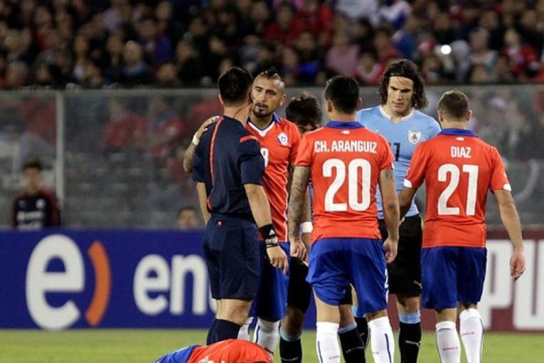 chile vs uruguay - photo #9