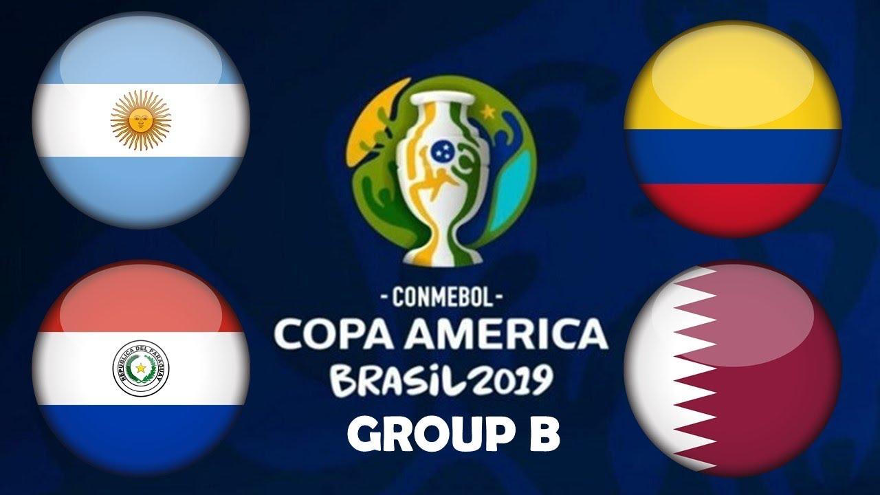 Copa America 2019, Grupa B