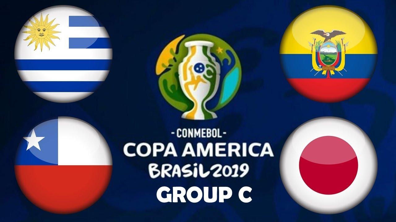 Copa America grupa c