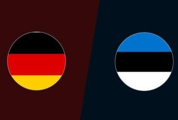 Ponturi Germania vs Estonia fotbal 11 iunie 2019 Preliminarii Euro 2020