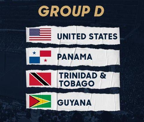 Ponturi pariuri fotbal Gold Cup 2019 Grupa D