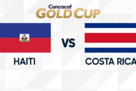 Ponturi Haiti vs Costa Rica fotbal 25 iunie 2019 Gold Cup