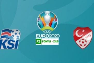 Ponturi Islanda vs Turcia fotbal 11 iunie 2019 Preliminarii Euro 2020